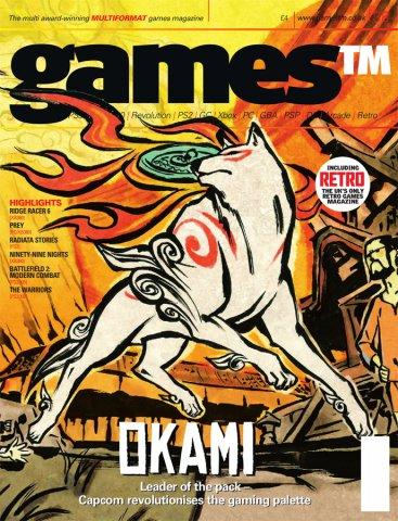 Games TM Issue 038 (November 2005)
