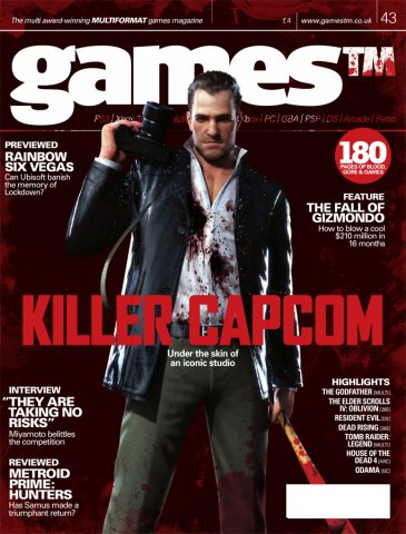 Games TM Issue 043 (April 2006)