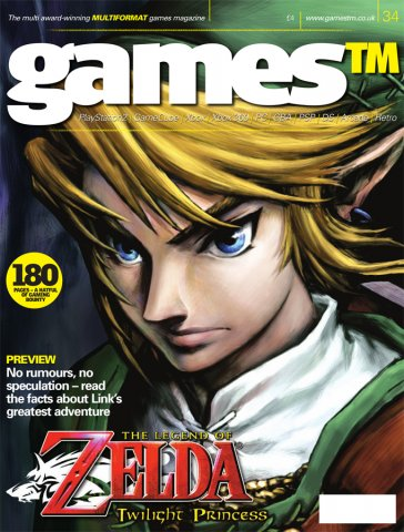 Games TM Issue 034 (July 2005)