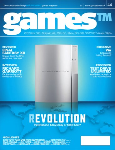 Games TM Issue 044 (May 2006)