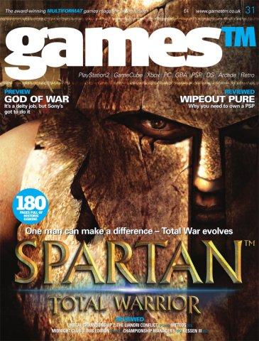 Games TM Issue 031 (April 2005)
