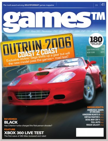 Games TM Issue 041 (February 2006)