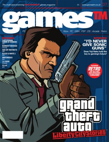 Games TM Issue 037 (October 2005)