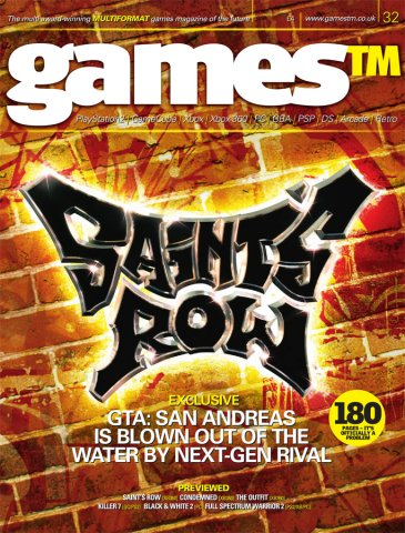 Games TM Issue 032 (May 2005)