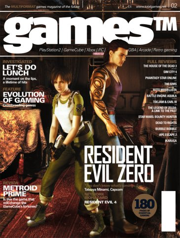 Games TM Issue 002 (January 2003)