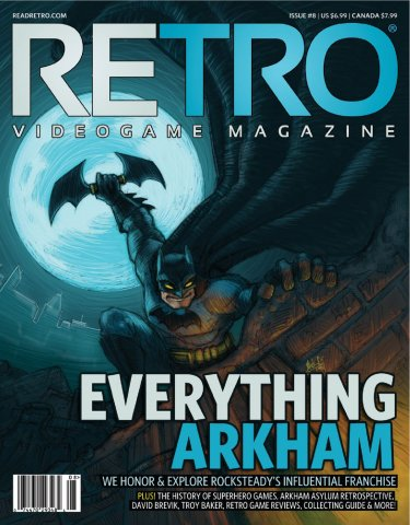 RETRO Videogame Magazine Issue 008