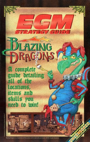 EGM Strategy Guide: Blazing Dragons