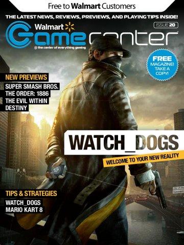 Walmart GameCenter Issue 020