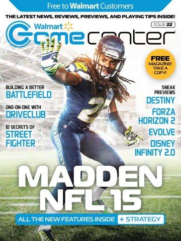 Walmart GameCenter Issue 022