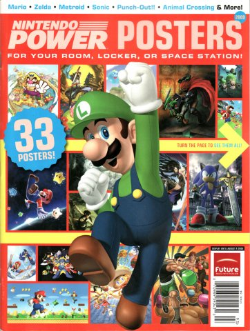 Nintendo Power Posters 2009