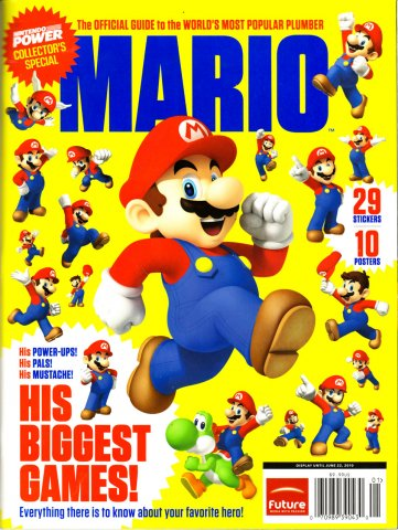 Nintendo Power Mario