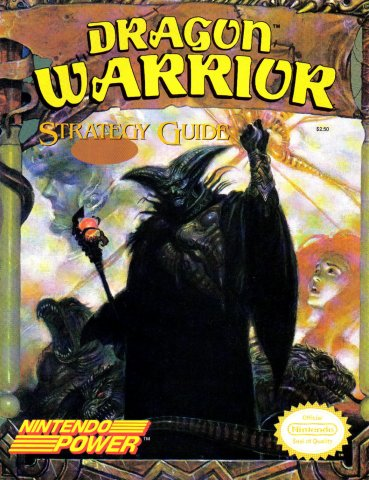 Dragon Warrior Strategy Guide (November/December 1989)