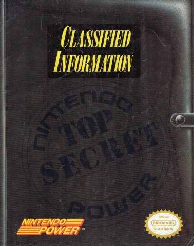 Classified Information (May/June 1990)
