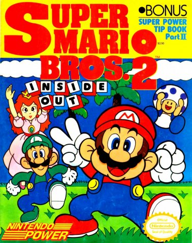 Super Mario Bros. 2: Inside Out Part II (September/October 1989)