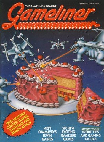 Gameliner Issue 2 (October 1983)