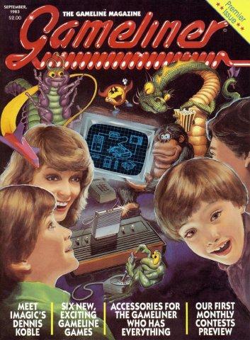 Gameliner Issue 1 (September 1983)