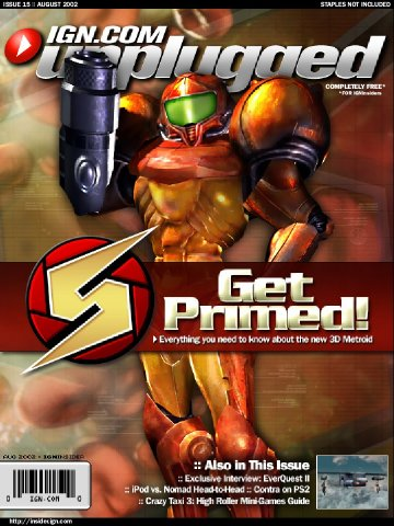 IGN Unplugged Issue 15 (August 2002)