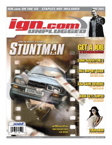 IGN Unplugged Issue 02 (May 2001)