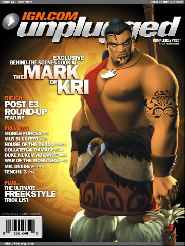IGN Unplugged Issue 14 (June 2002)