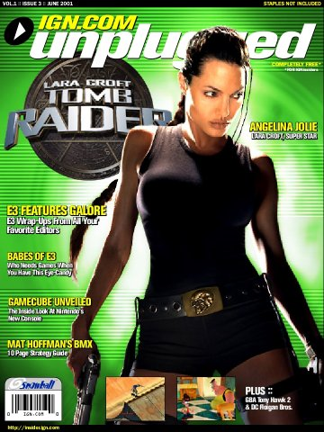 IGN Unplugged Issue 03 (June 2001)