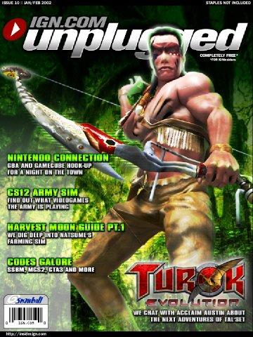 IGN Unplugged Issue 10 (January/February 2002)