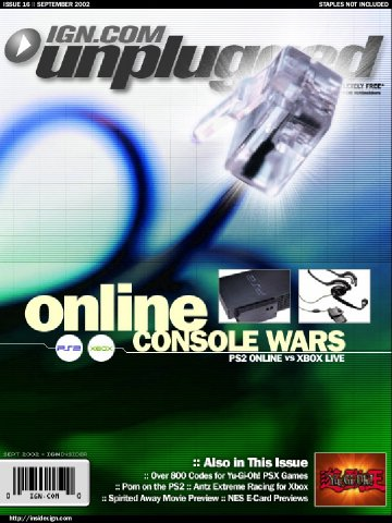 IGN Unplugged Issue 16 (September 2002)
