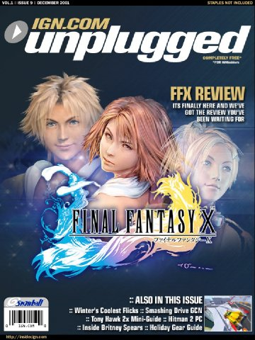 IGN Unplugged Issue 09 (December 2001)