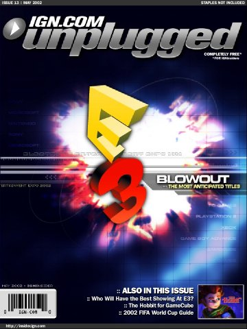 IGN Unplugged Issue 13 (May 2002)