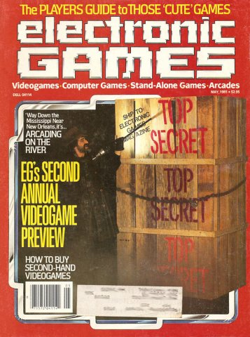 Electronic Games Issue 15 May 1983