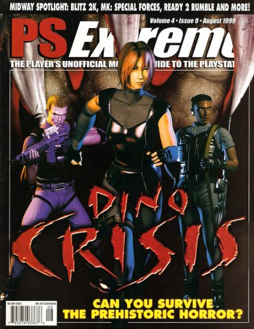 PSExtreme Issue 45 August 1999 (Volume 4 Issue 9)