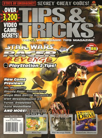 Tips & Tricks Issue 086 April 2002