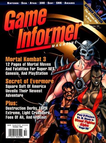 Game Informer Issue 030 October 1995