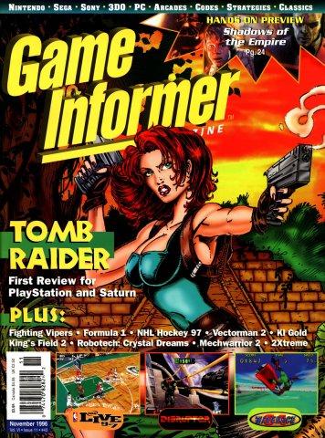 Game Informer Issue 043 November 1996