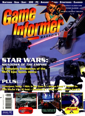 Game Informer Issue 045 January 1997