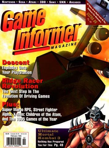 Game Informer Issue 034 February 1996