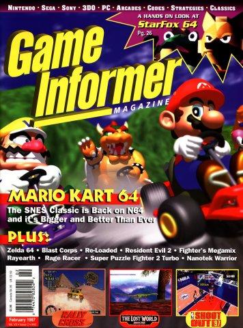 Game Informer Issue 046 February 1997