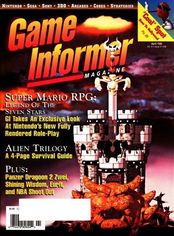 Game Informer Issue 036 April 1996