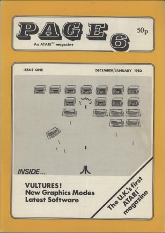 Page 6 No. 1 - Dec/Jan 1982/83