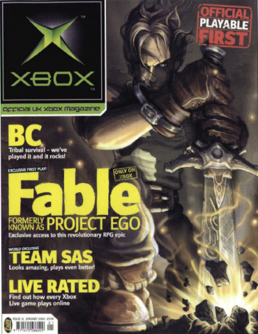 Official UK Xbox Magazine Issue 12 - January 2003