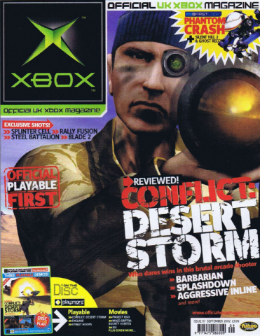 Official UK Xbox Magazine Issue 07 - September 2002