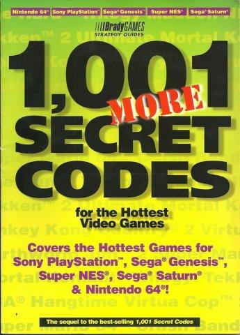 1,001 More Secret Codes
