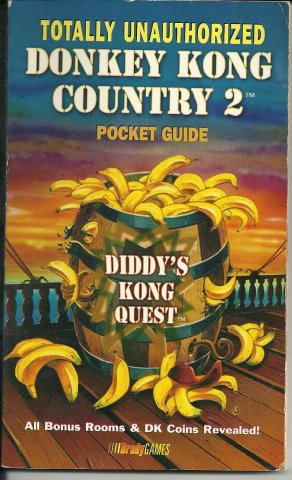 Donkey Kong Country 2: Diddy's Kong Quest Totally Unauthorized Pocket Guide