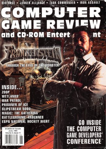 Computer Game Review Issue 47 (June 1995)