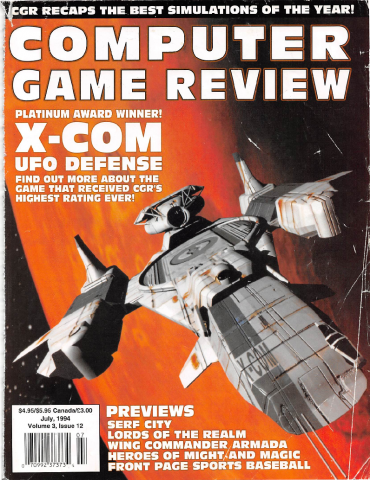 Computer Game Review Issue 36 (July 1994)