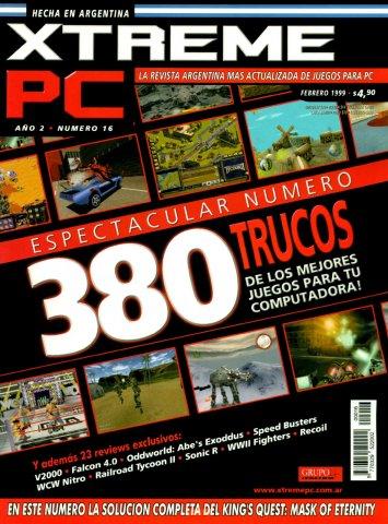 Xtreme PC 16 February 1999