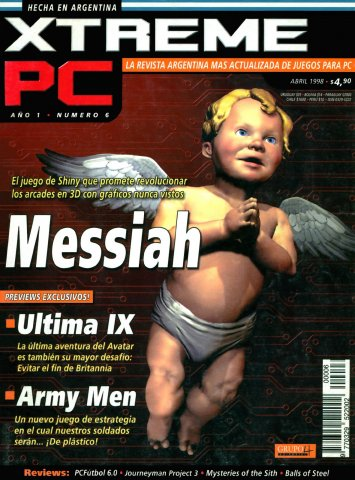 Xtreme PC 06 April 1998