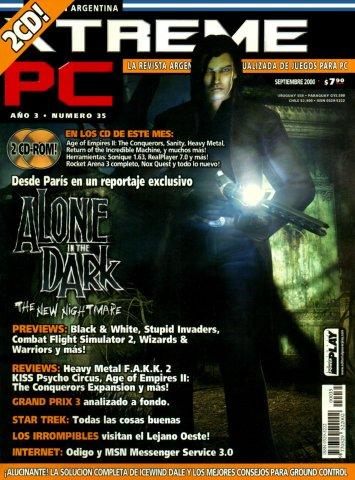 Xtreme PC 35 September