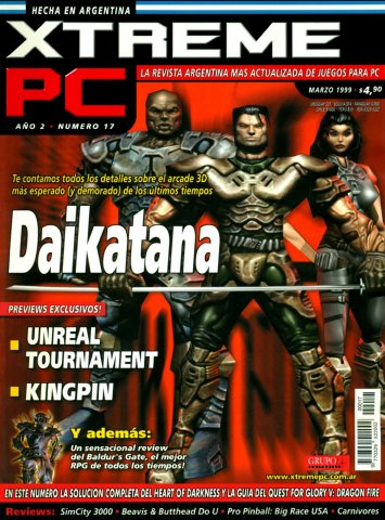 Xtreme PC 17 March 1999
