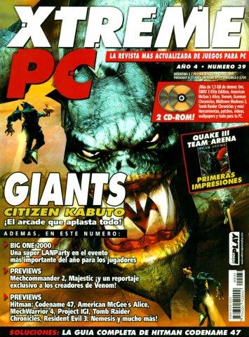 Xtreme PC 39 January 2001