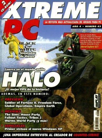 Xtreme PC 43 May 2001